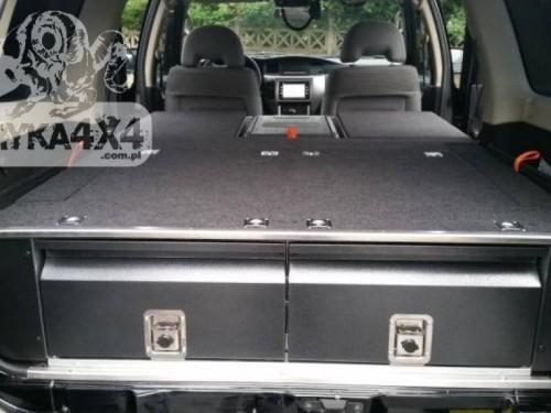 Zabudowa Sypialna Nissan Patrol Y61 Gu4 Escape4x4 Pl Sklep